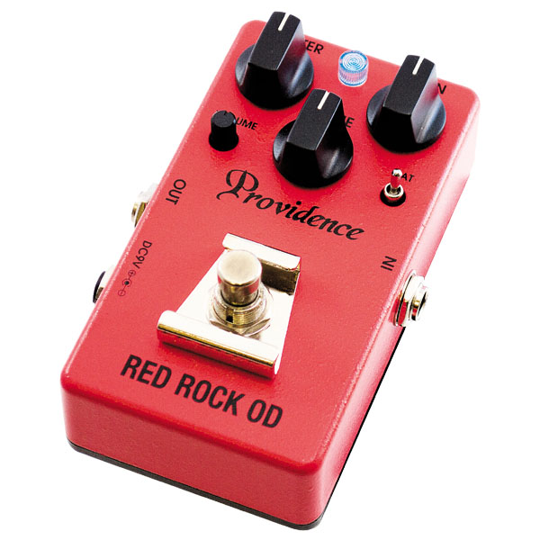Providence《プロヴィデンス》RED ROCK OD [ROD-1]