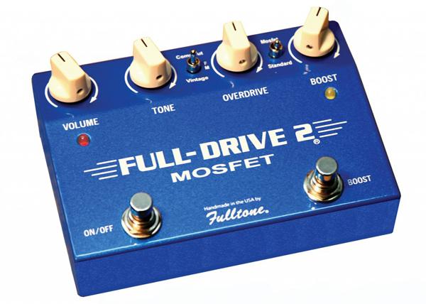Fulltone Full-Drive 2 [MOSFET]【台数限定特価】