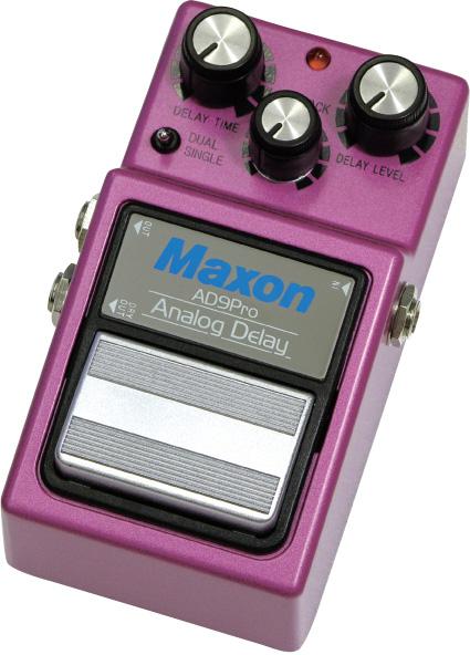 MAXON 《マクソン》 AD9Pro [Analog Delay]