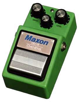 MAXON 《マクソン》 OD9