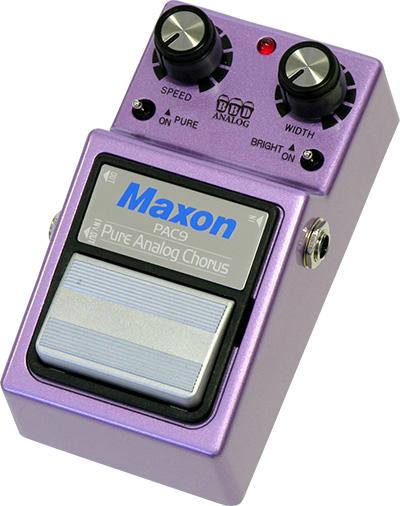 新しいスタイル MAXON Chorus] 《マクソン》 [Pure PAC9 PAC9 [Pure Analog Chorus], 矢巾町:58027d95 --- canoncity.azurewebsites.net