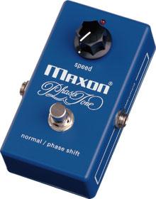 MAXON 《マクソン》 PT999 Phase Tone [BLUE]
