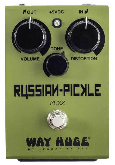 WAYHUGE 《ウェイヒュージ》Russian Pickle Fuzz WHE408