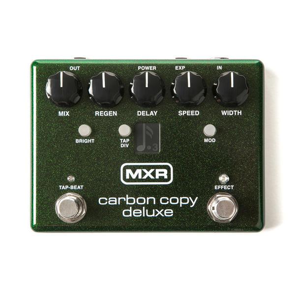 MXR M292 Carbon Copy Deluxe Analog Delay【MXR純正パッチケーブル20cm L/Lプレゼント】