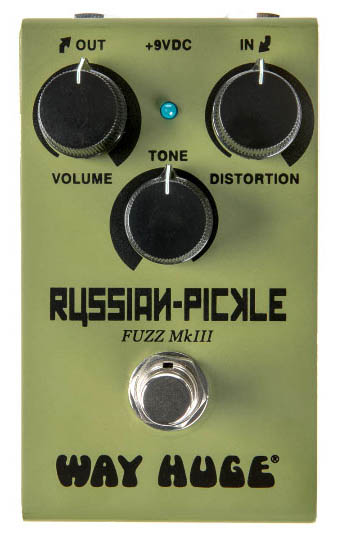WAYHUGE 《ウェイヒュージ》SMALLS RUSSIAN-PICKLE FUZZ [WM42]