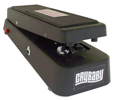 Dunlop 《Jim Dunlop/ジム ダンロップ》 CRYBABY GCB95Q