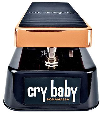 Dunlop 《Jim Dunlop/ジム ダンロップ》 JB-95 [Joe Bonamassa Signature Cry Baby]