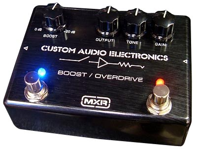 MXR MC-402 [BOOST/OVERDRIVE]