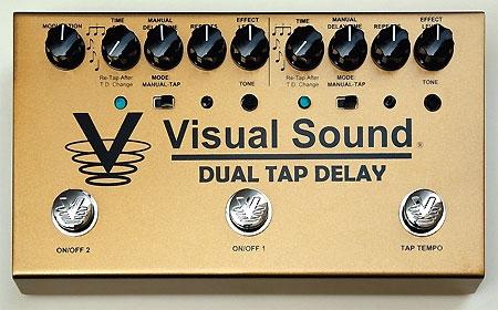 Visual Sound V3 Dual Tap Delay