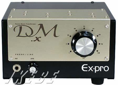 EX-Pro DM-X [パワーダウン・トランス]