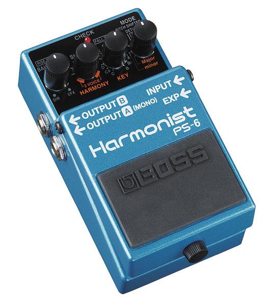 BOSS 《ボス》 PS-6 (Harmonist)【期間限定★送料無料】 【ef_p5】