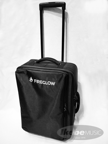 FIREGLOW EPB-01 [Small Pedalboard & Trolley Bag]
