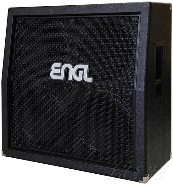 ENGL 《エングル》 4×12 Pro Cabinet Slant[E412 VS]