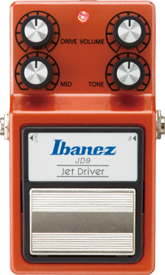 Ibanez 《アイバニーズ》 JD9 Jet Driver