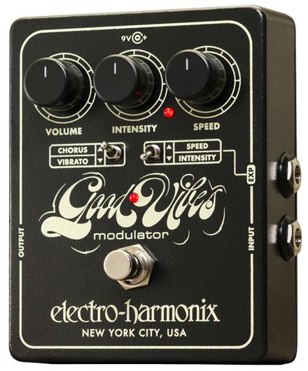 Electro Harmonix 《エレクトロ・ハーモニックス》 Good Vibes [Analog Modulator]【期間限定新品特価!】