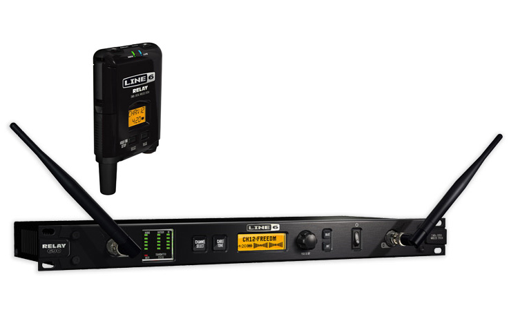 LINE6 《ラインシックス》 Relay G90[ 14ch 2.4GHz Wireless System]【ef_p5】