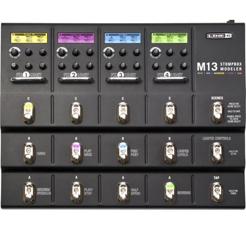 LINE6 《ラインシックス》 M13 Stompbox Modeler【箱ボロ特価】
