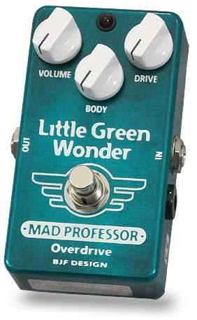 MAD PROFESSOR 《マッド・プロフェッサー》 Little Green Wonder