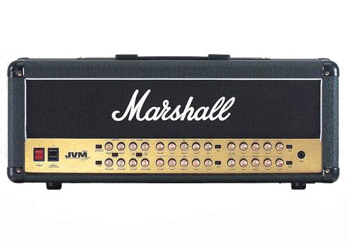 Marshall 《マーシャル》 JVM410H【開封箱ボロ特価・数量限定セミハード・ヘッドケースプレゼント!即納可能】