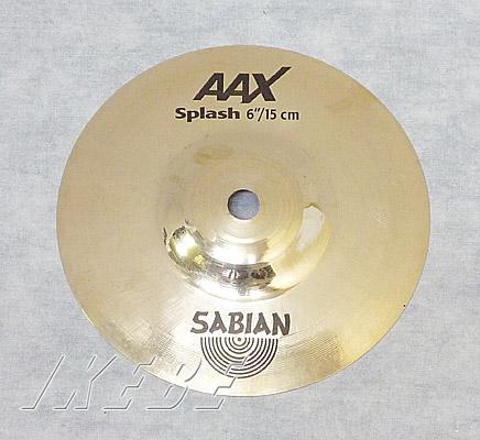 Sabian/AAX 《セイビアン》 AAX-6SP-B
