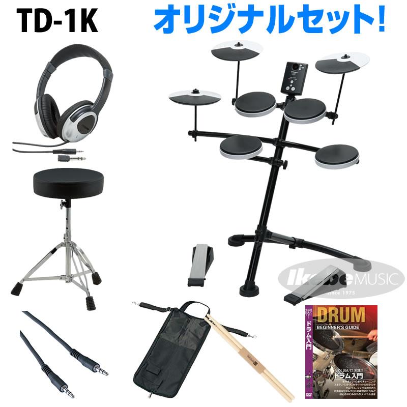 Roland 《ローランド》 TD-1K Basic Set【d_p5】