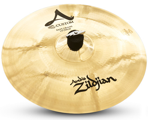 Zildjian/A.Custom 《ジルジャン》 Fast Crash 14
