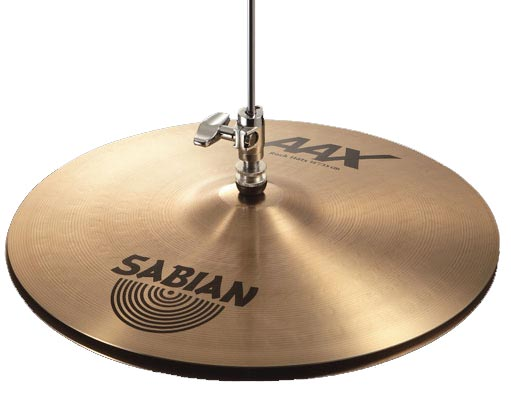 Sabian/AAX 《セイビアン》 AAX-14 Rock HiHat pr[2枚セット] 【日本国内限定モデル】