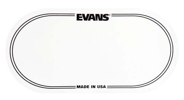 EVANS《エバンス》 EQPC2 [Bass Drum EQ Patch -Clear Nylon Double Pedal]