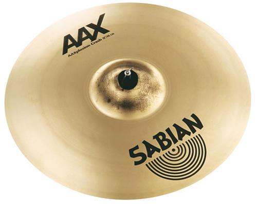 Sabian/AAX 《セイビアン》 AAX-18XPC-B