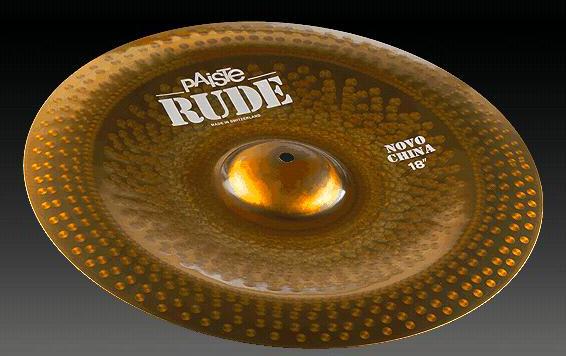 PAiSTe/RUDE Classic 《パイステ》 Novo China 18