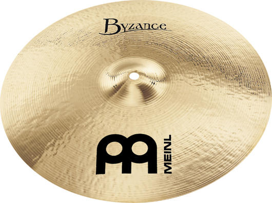 MEINL 《マイネル》 B18MC-B   [Byzance Brilliant / Medium Crash]※お取り寄せ品