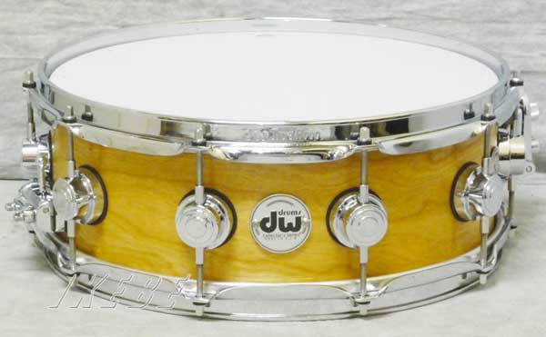 dw DW-CC1405SD/SO-NAT/C [Collector's Series Cherry Snare]