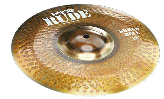 PAiSTe/RUDE Classic 《パイステ》 Shred Bell 12