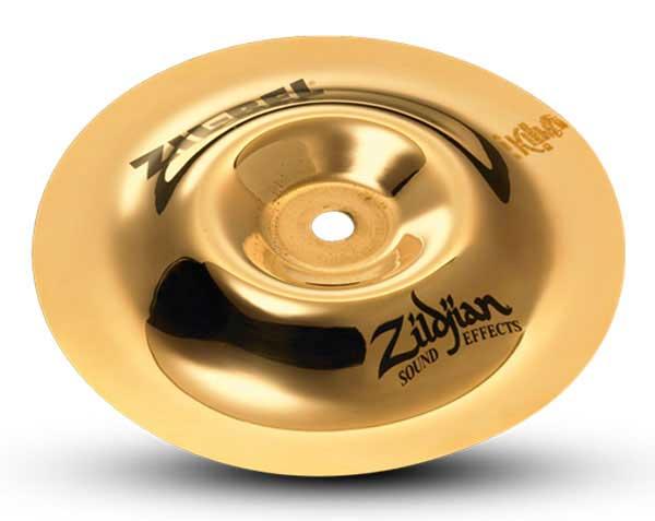 """Zildjian/FX 《ジルジャン》 ZIL-BEL 7.5"""" Volcano Cup [NAZL7.5ZB]"""