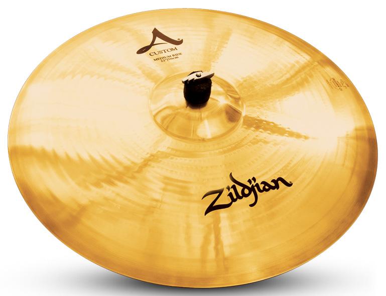 Zildjian/A.Custom 《ジルジャン》 Medium Ride 22