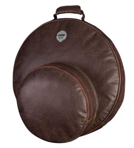 Sabian 《セイビアン》 SAB-F22VBWN [Fast Cymbal Bag:Vintage in vintage brown]