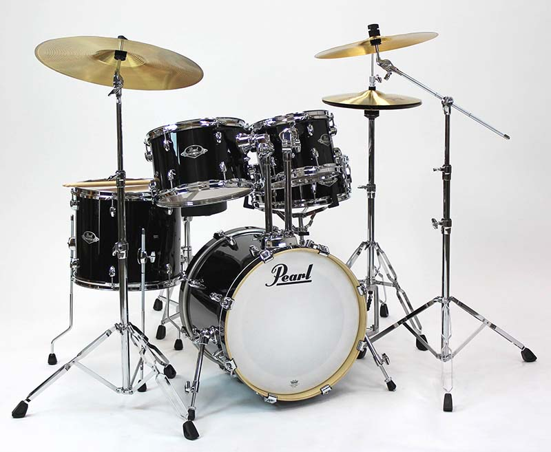 Pearl 《パール》 EXX785/C #31 [Export Series Junior Drum Full Kit]【教則DVD:サービス!】【お取り寄せ品】