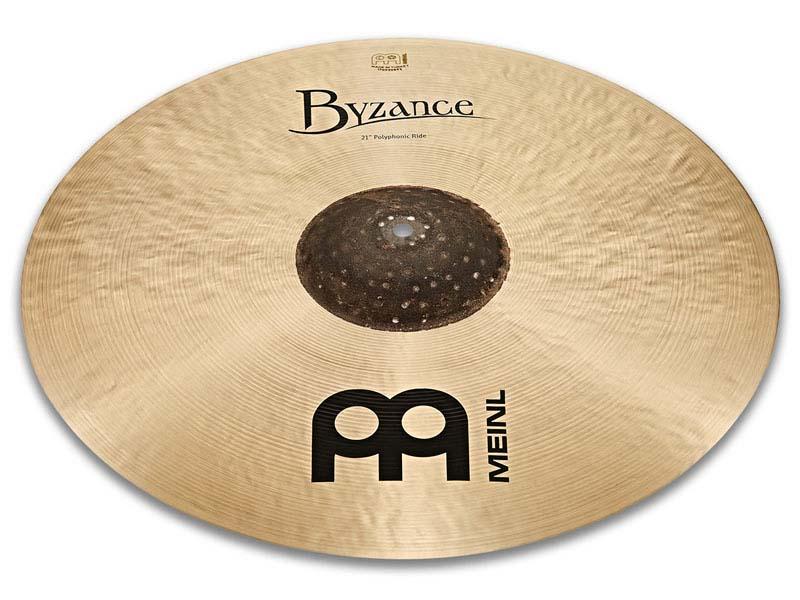 MEINL 《マイネル》 B21POR [Byzance Traditional / Polyphonic Ride 21