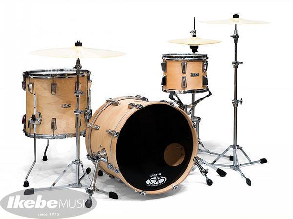 Drummers Base《ドラマーズ・ベース》 RAW Maple Series Kit 18