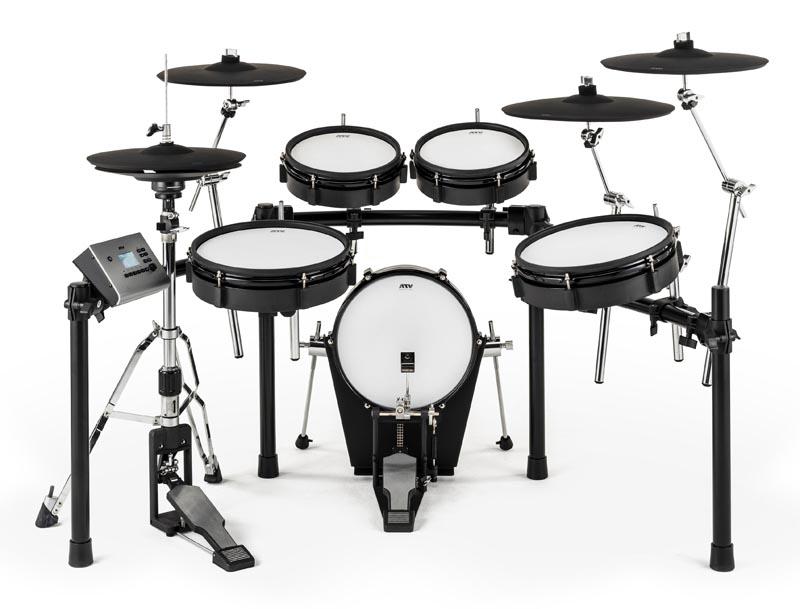 ATV EXS Series / EXS-5【ドラム練習に特化した電⼦ドラム】【入荷待ち:次回3月末頃予定】