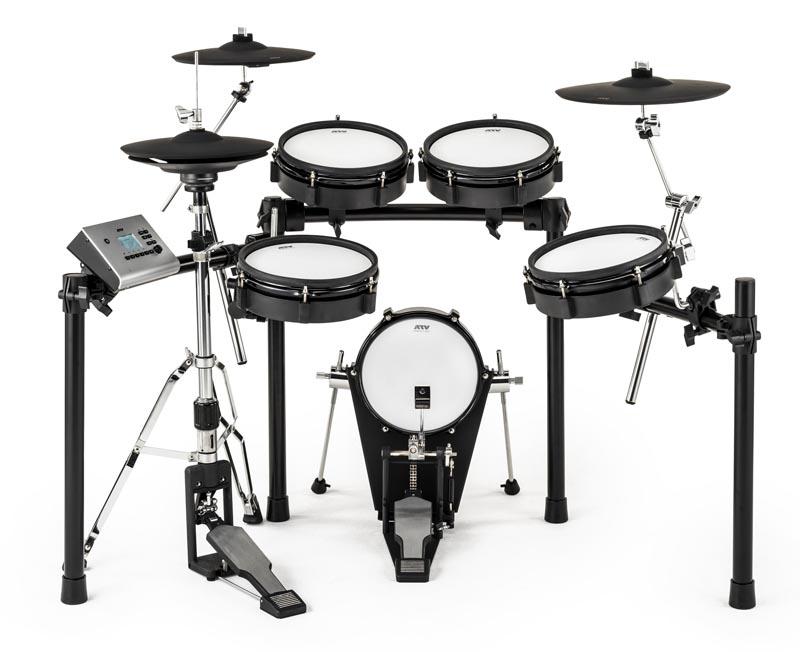 ATV EXS Series / EXS-3【ドラム練習に特化した電子ドラム】【在庫僅少:ご注文のタイミングにより数ヶ月の納期が掛かる場合がございます。】
