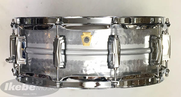Ludwig 《ラディック》 LA404K [Hammered Acrophonic Special Edition Snare Drum] 【カタログ未掲載、海外限定モデル】