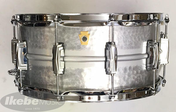 Ludwig 《ラディック》 LA405K [Hammered Acrophonic Special Edition Snare Drum] 【カタログ未掲載、海外限定モデル】