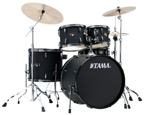 "TAMA IP52KH6HCB-BOB [IMPERIALSTAR with Black Nickel Parts (22""バスドラムキット)] 【2017年冬頃入荷予定】"