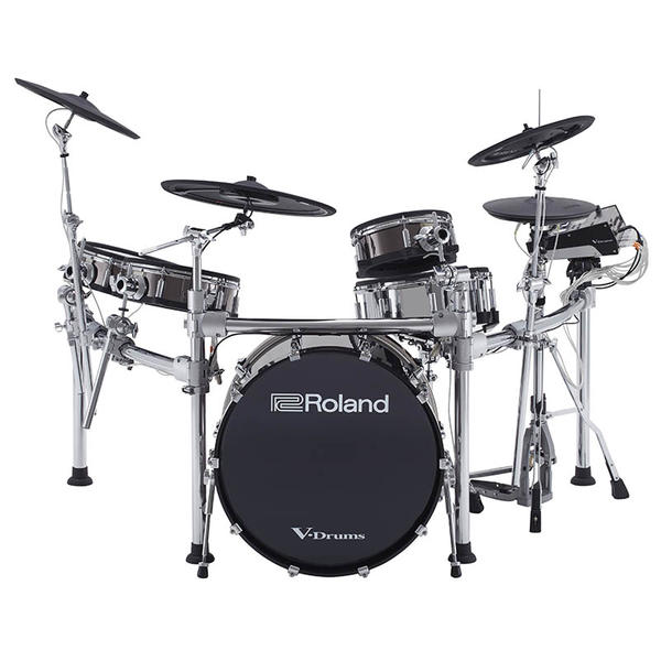 Roland 《ローランド》 TD-50KVX [V-Drums Kit / TD-50KV (V-Drums・Drum Sound Module & Pads)+ KD-220 (Bass Drum) + MDS-50KV (Drum Stand)] 【d_p5】【roland-v-drums-2018】