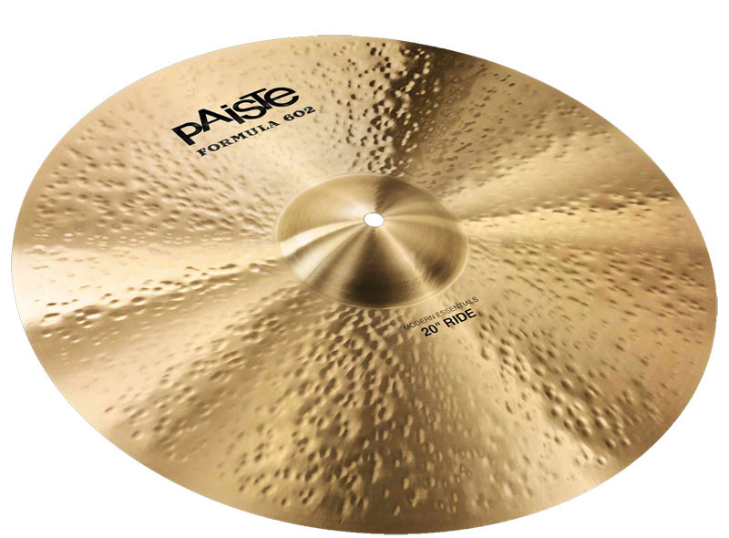 "PAiSTe/FORMULA 602 MODERN ESSENTIALS《パイステ》 Ride 22"" [Collaboration with Vinnie Colaiuta]"