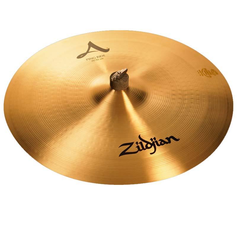 """Zildjian/A.Zildjian 《ジルジャン》 Ping Ride 20"""" [NAZL20PRMH]"""