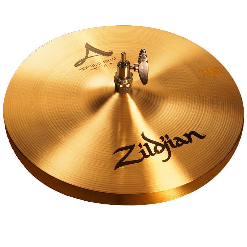 "Zildjian/A.Zildjian 《ジルジャン》 New Beat Hi Hat 13""pr [NAZL13NBHHT&HHBM]"