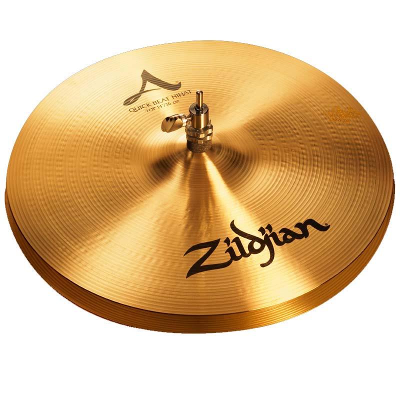 """Zildjian/A.Zildjian 《ジルジャン》 Quick Beat Hi Hat 14""""pr [NAZL14QBHHT&HHBM]"""