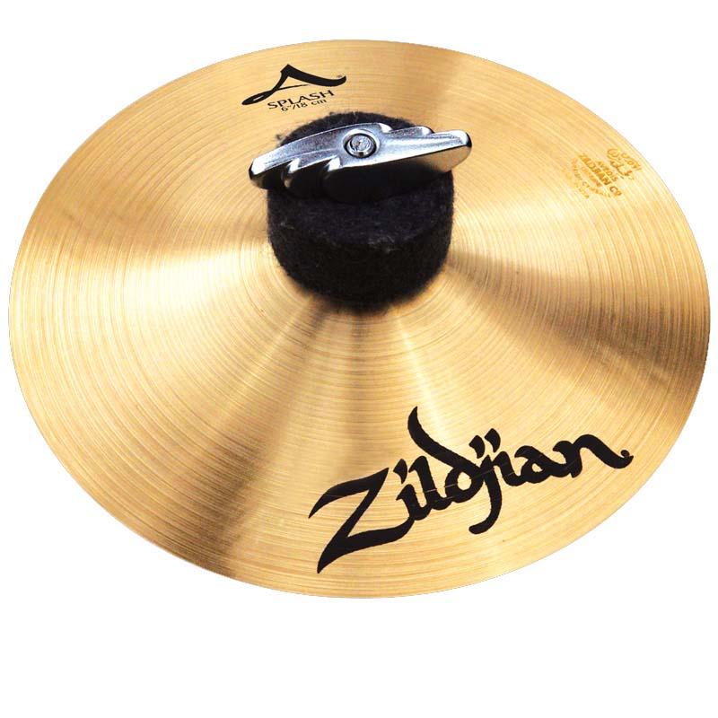 """Zildjian/A.Zildjian 《ジルジャン》 Splash 6"""" [NAZL6SPPT]"""